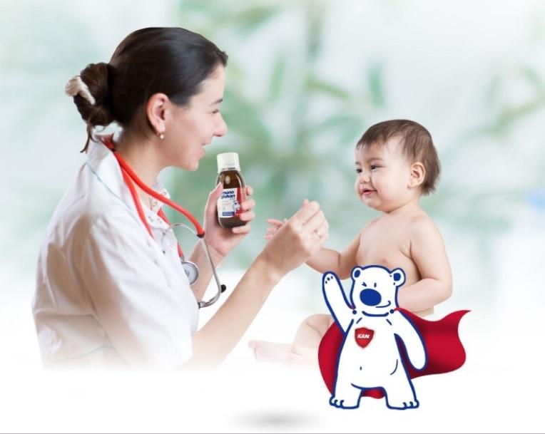 sử dụng sản phẩm Imunoglukan