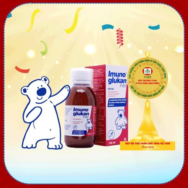 Imunoglukan, sản phẩm tăng cường miễn dịch