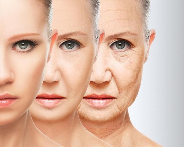 Bạn có nghĩ rằng làn da nhăn nhúm do lão hóa ở tuổi trung 50 là không thể phục hồi?