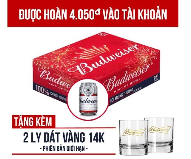 BUDWEISER - Bia số 1 tại Mỹ