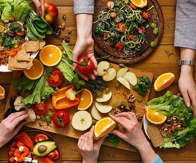 Chọn Chế độ Ăn uống Lành mạnh