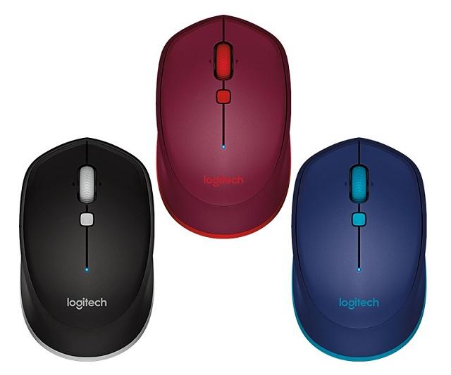 Chuột Bluetooth Logitech M337 màu đỏ