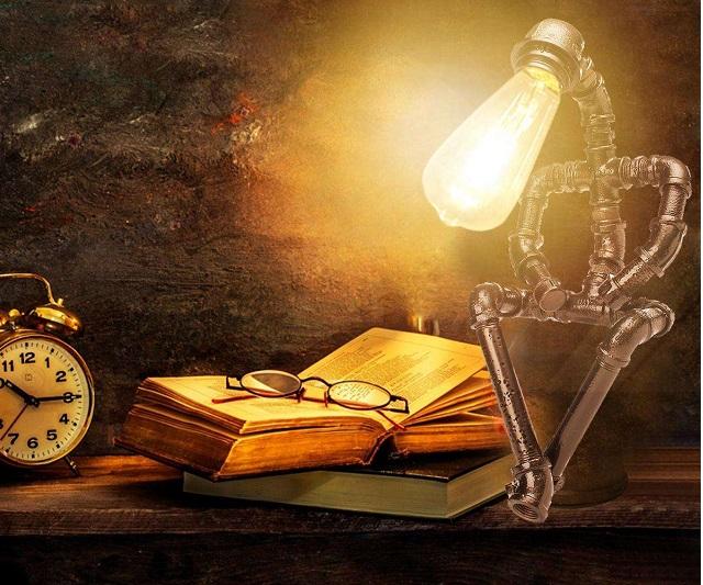Đèn bàn Khoa Học Viễn Tưởng