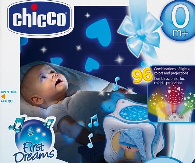 Đèn chiếu phát nhạc Chicco