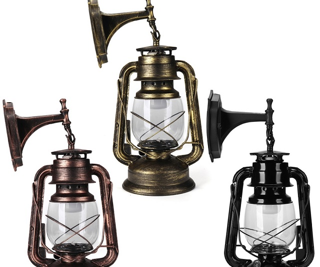 Đèn cổ điển siêu tiết kiệm điện