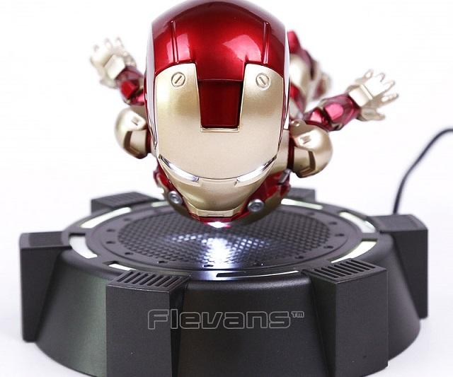 Iron Man phiên bản lơ lửng !!!