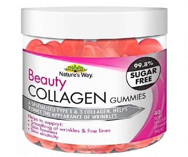 Kẹo Collagen Làm Đẹp Da