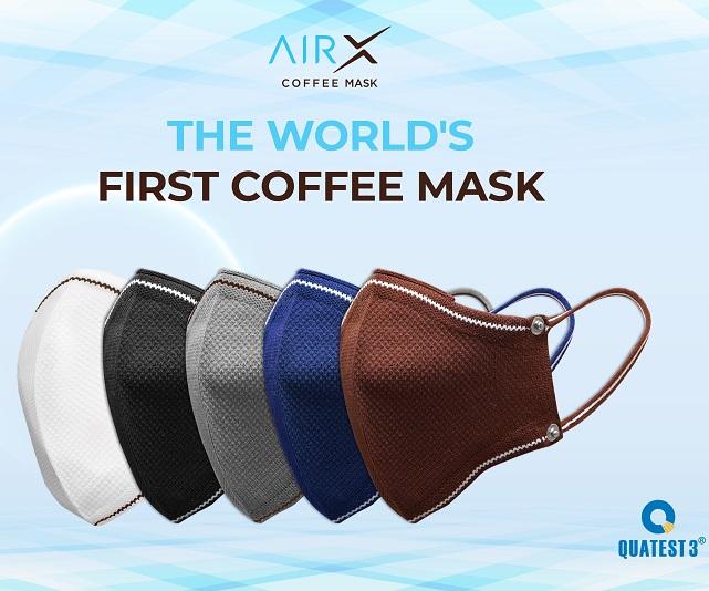 KHẨU TRANG COFFEE N95