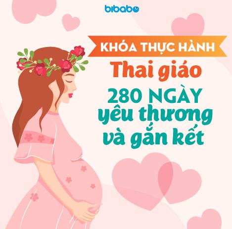 Khóa học thực hành Thai giáo