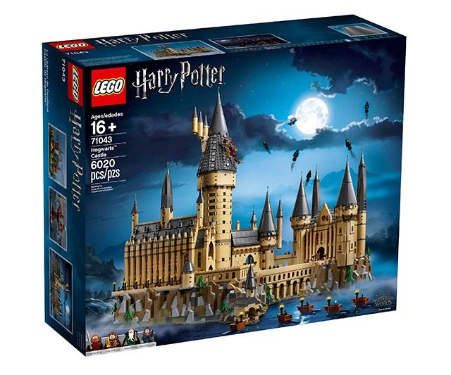 Lâu đài Harry Potter Hogwarts