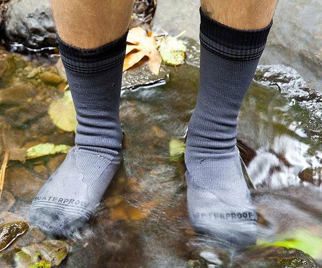 Lội nước mà không lo bị ướt