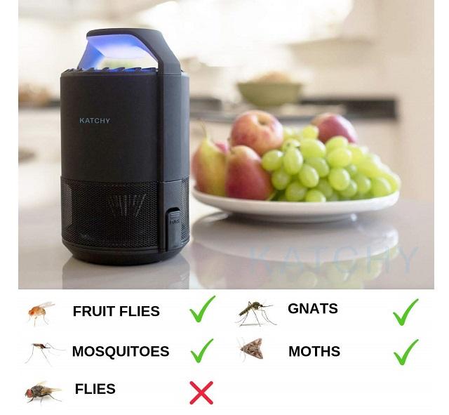 Máy thu hút côn trùng bảo vệ bạn