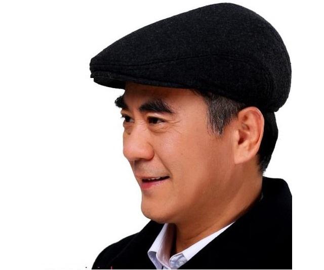 Mũ Beret Nam Trung Niên