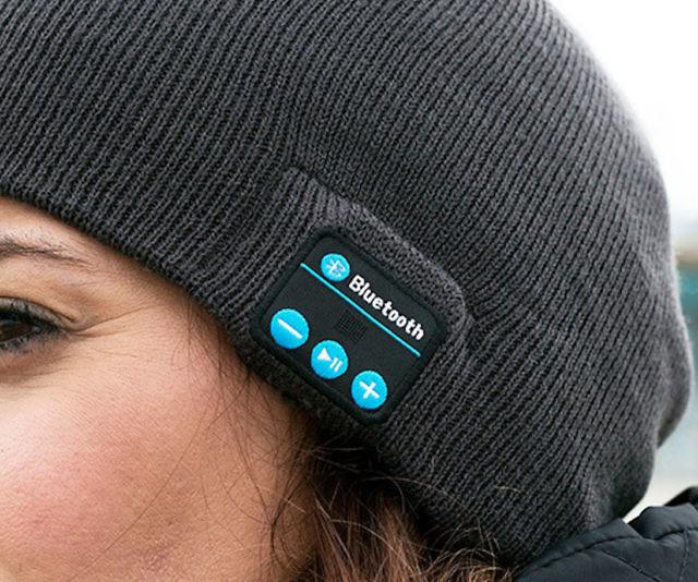 Nón len tích hợp MP3 siêu độc