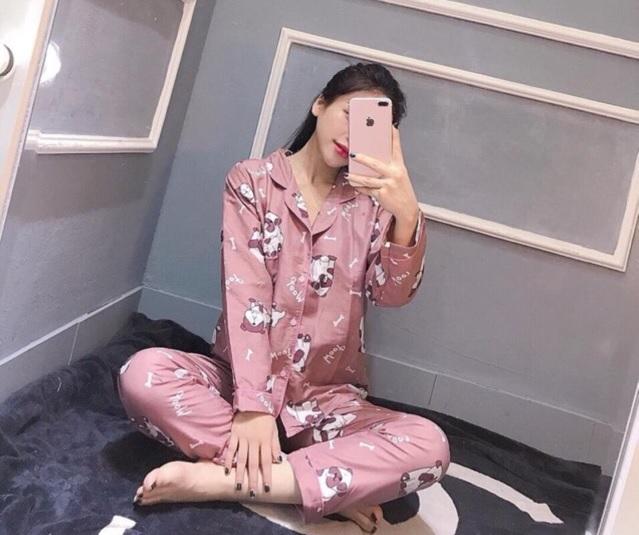 Pijama 26 kiểu siêu thoáng