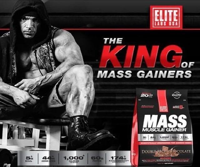 Sữa Tăng Cân Mass Muscle 5 mùi