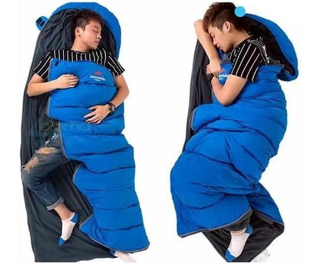 Túi Ngủ Du Lịch Siêu Ấm