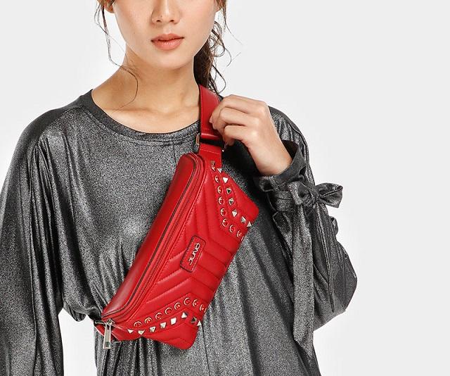 Túi xách thời trang đeo hông Juno