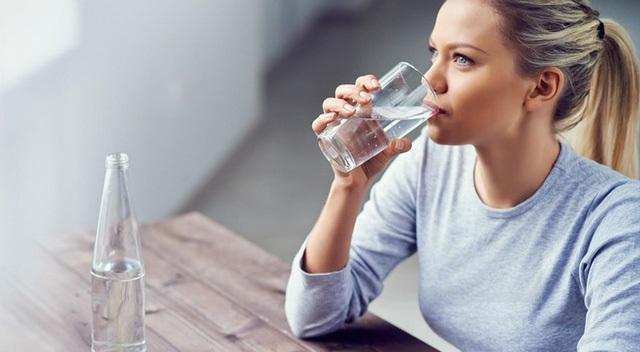 Uống nước đúng cách: Ghi nhớ